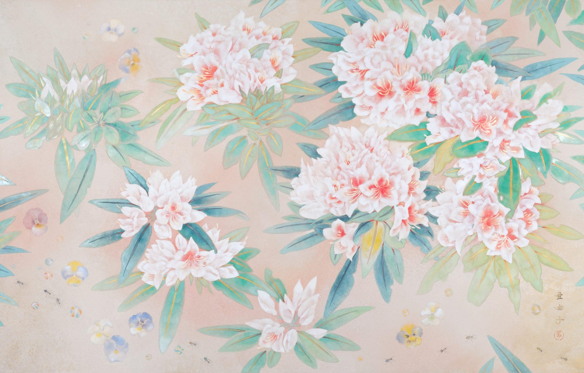 ブログ|日本画家 定家亜由子 オフィシャルサイト|SADAIE Ayuko